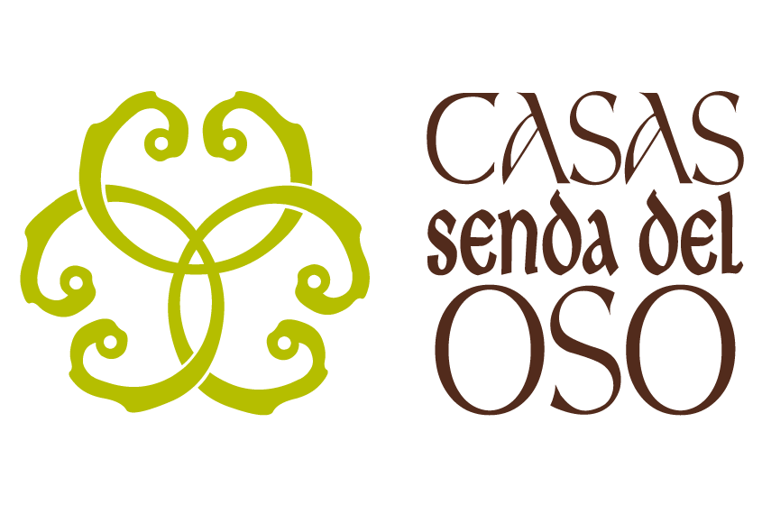Casas Senda del Oso, dormir en Teverga, Asturias